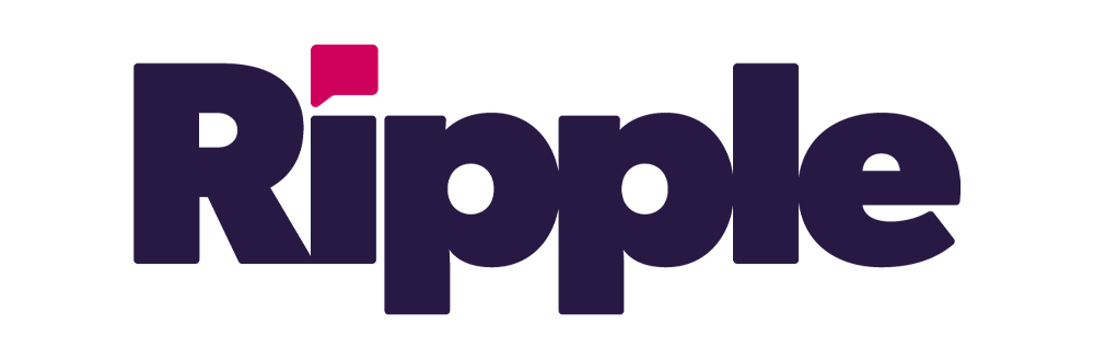 Ripple Brandmark RGB Brandmark Full Color