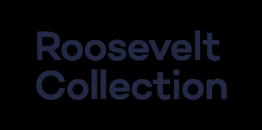 Roosevelt Collection Primary Brandmarks Primary Brandmark Reversed